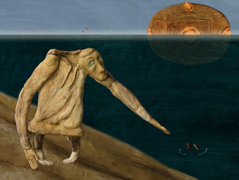 Кадр из фильма «Книга моря»