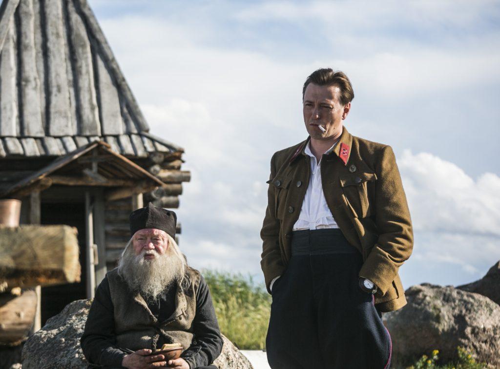 Телеканал «Россия» покажет сериал о Соловецком лагере по роману Захара Прилепина