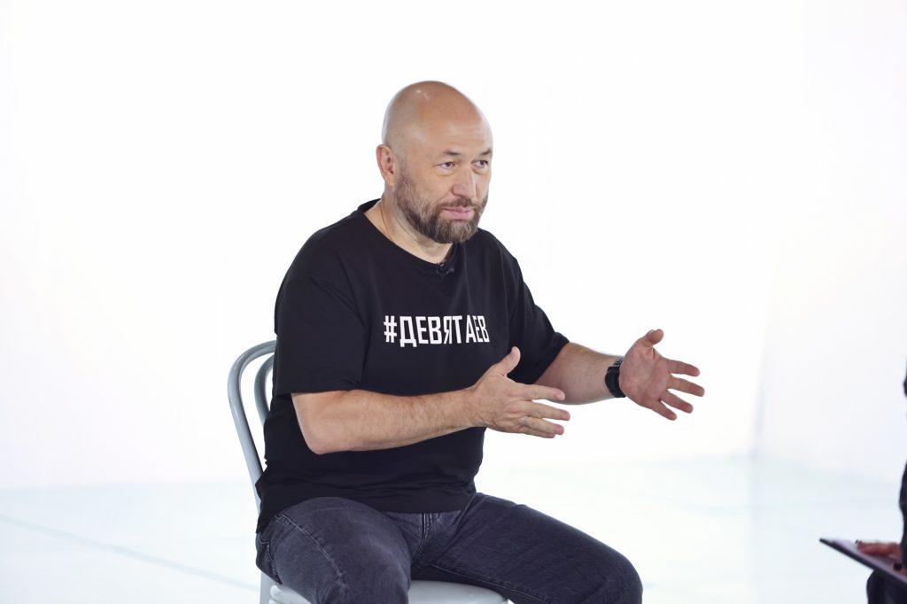 Тимур Бекмамбетов рассказал о новом фильме «Девятаев»