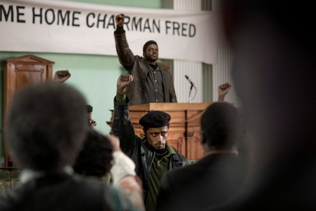 Кадр из фильма «Иуда и чёрный мессия»