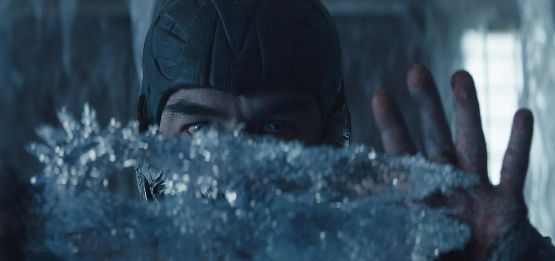 Кадр из фильма «Мортал Комбат»