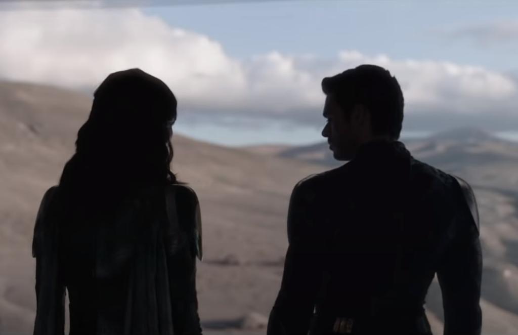 Marvel представил трейлер «Вечных»