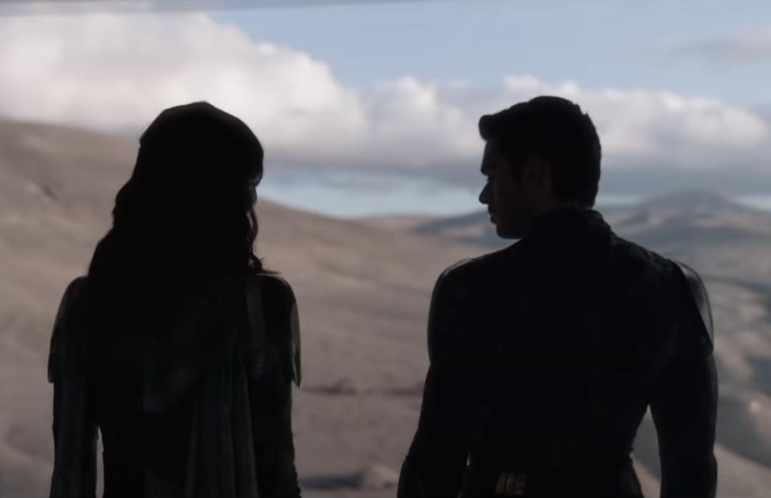 Кадр из фильма «Вечные»