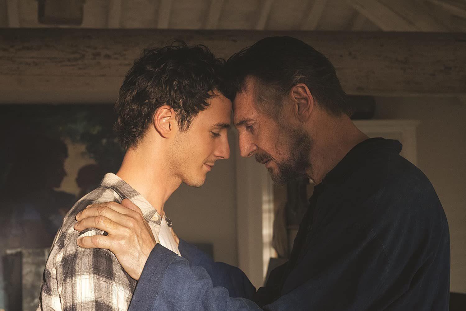 Кадр из фильма «Сделано в Италии»