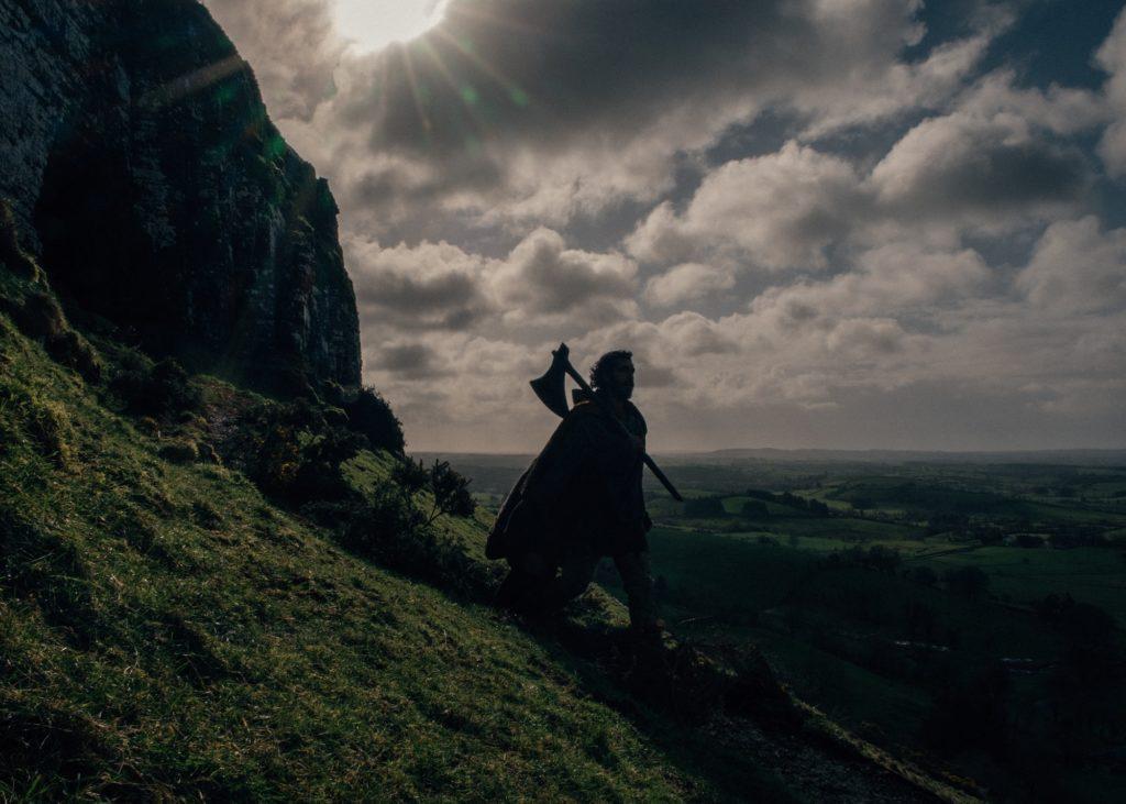 Дев Патель сыграл зелёного рыцаря