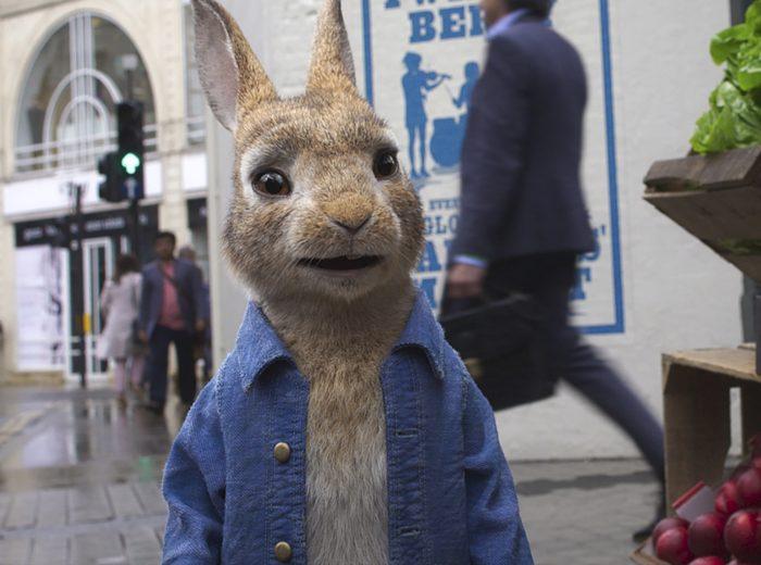 Кадр из фильма «Кролик Питер 2»