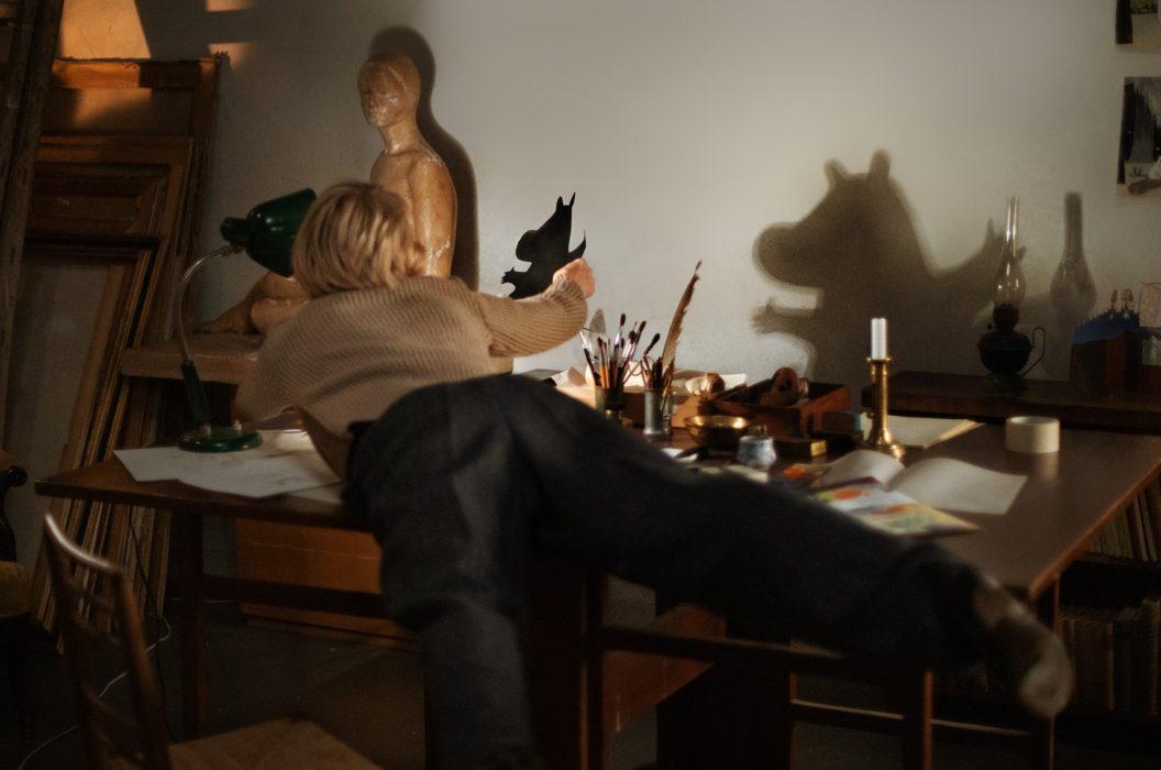 Кадр из фильма «Туве»