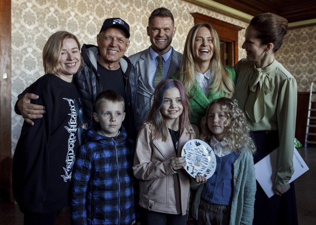 Александр Галибин начал съёмки семейной комедии «Моя ужасная сестра»