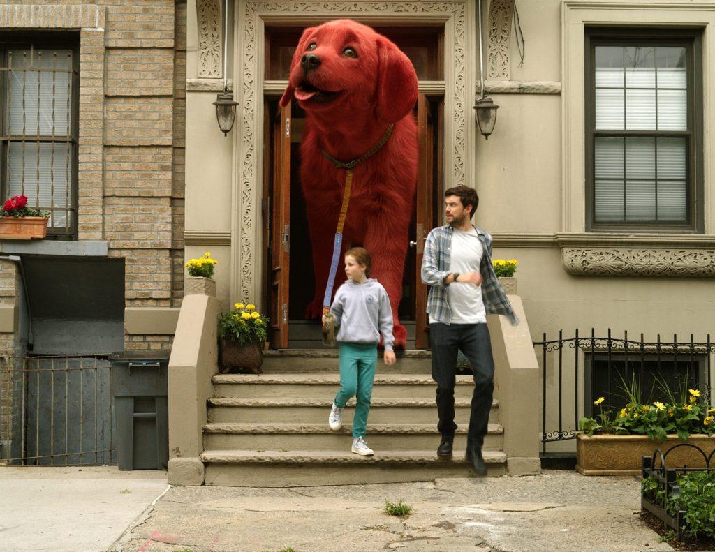 «Красный пёс» выходит на экраны