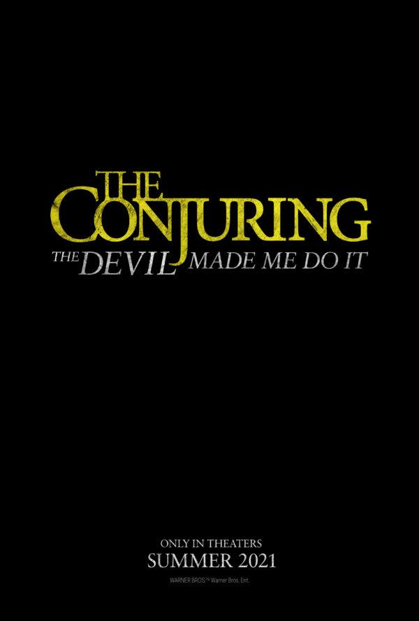 Заклятие 3: По воле дьявола (2021) - OST