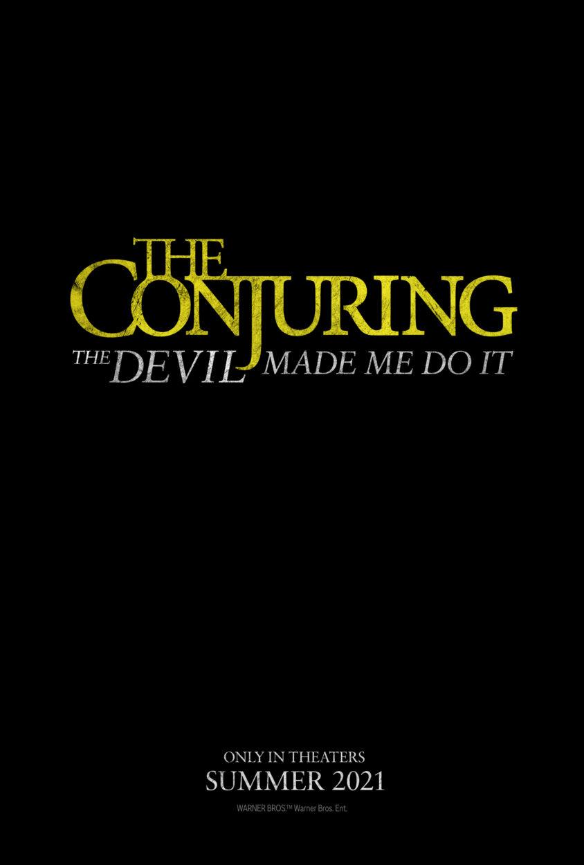 Заклятие 3: По воле дьявола (2021) — OST