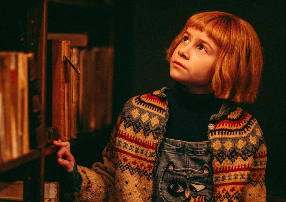 Кадр из фильма «Нелли Рапп: как поймать монстра»