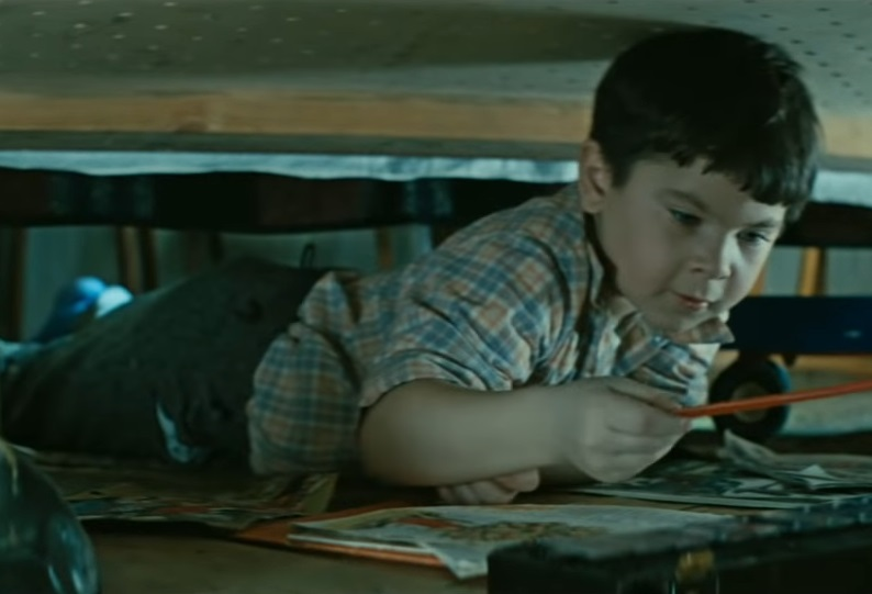 Кадр из сериала «Ералаш»