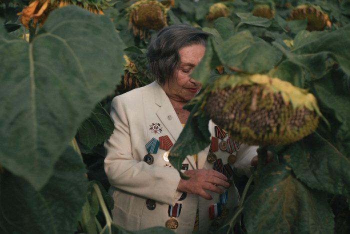 Кадр из фильма «Война Раи Синициной»