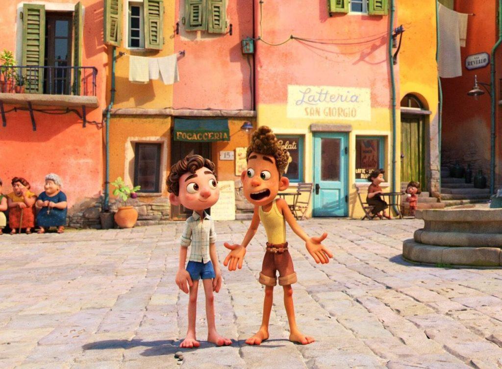 Буль-буллинг на итальянском побережье: «Лука»