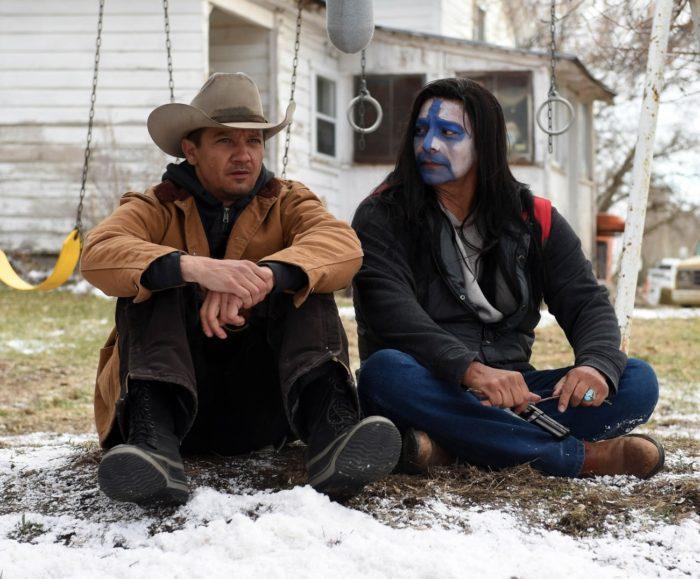 Кадр из фильма «Ветреная река»