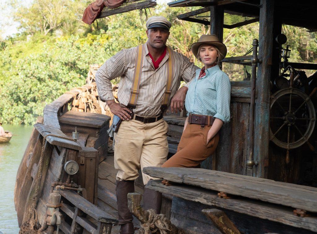 Главным фильмом прошедшего уикенда ожидаемо стал «Круиз по джунглям»