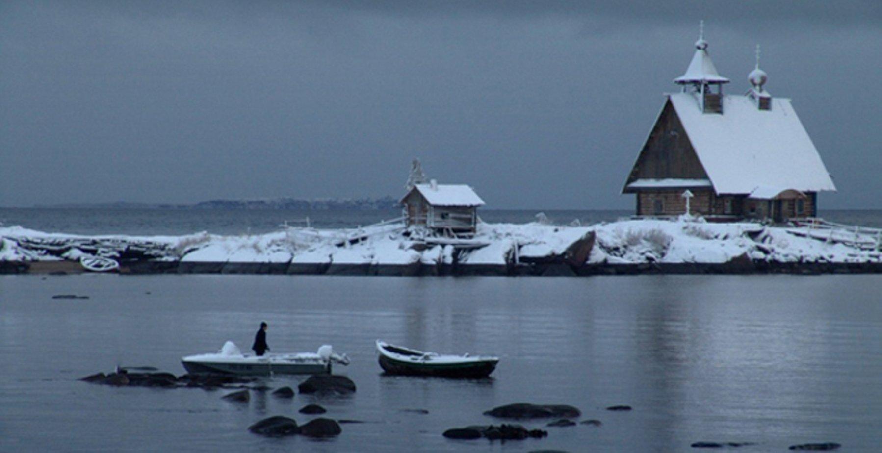 Кадр из фильма «Остров»
