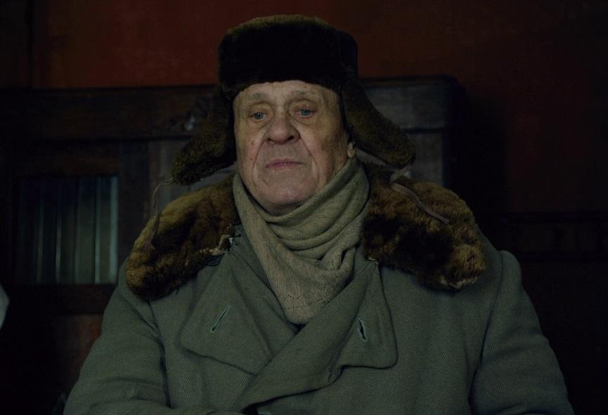 Кадр из фильма «Крик тишины»