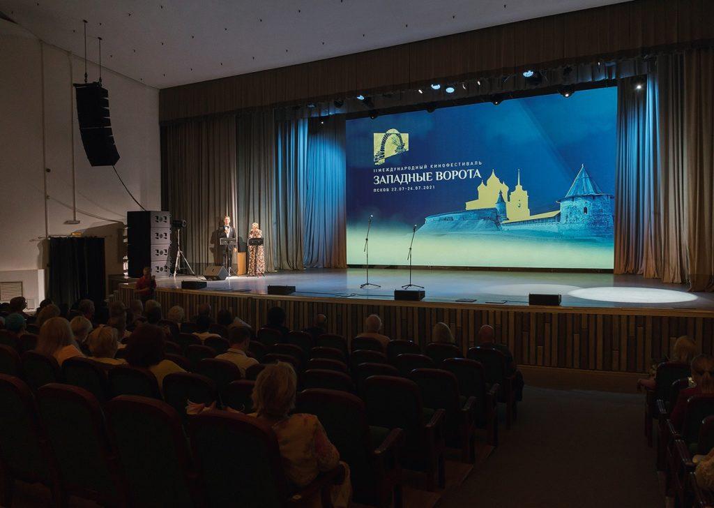Объявлены победители псковского кинофестиваля «Западные ворота»