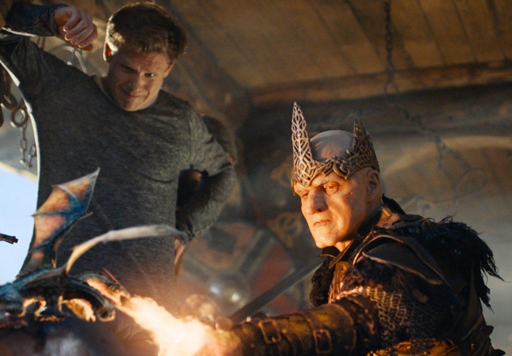 Трейлер «Последнего богатыря 3» выложили в «Одноклассниках»