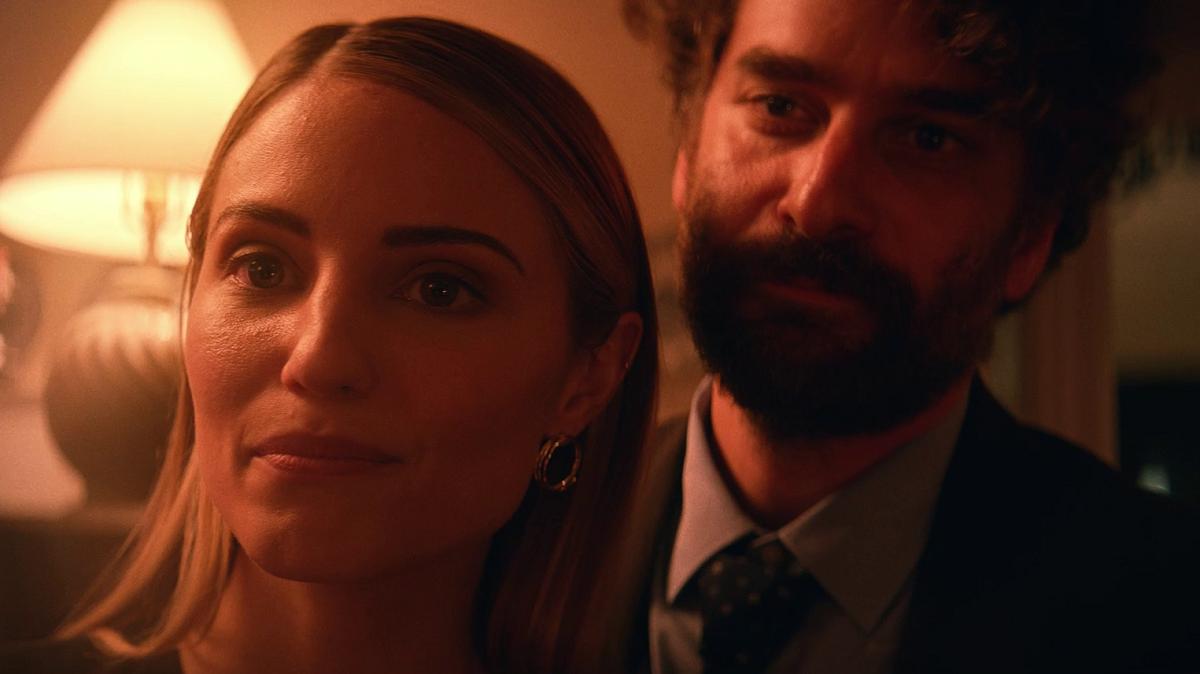 Кадр из фильма «Шалом, папик!»