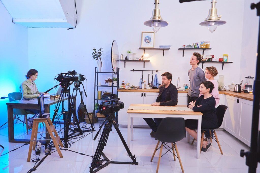 Mail.ru начал съёмки сериала «Ничего страшного»