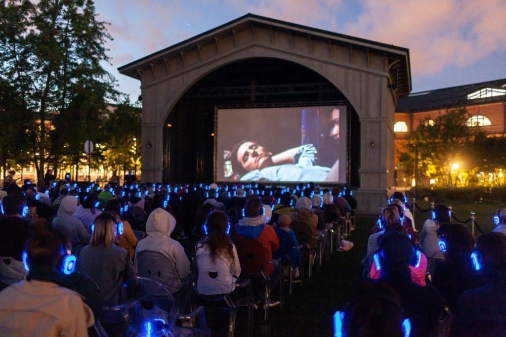 Фестиваль дебютного кино в Новой Голландии запускает проект Kinolaboratoria