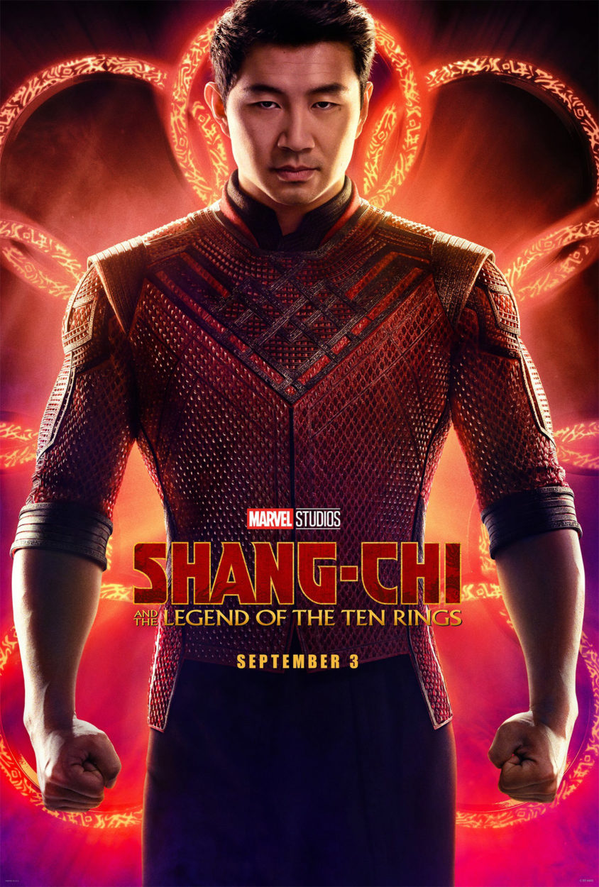 Шан-Чи и легенда десяти колец (2021) — OST