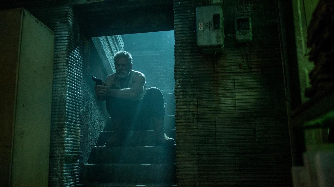 Кадр из фильма «Не дыши»
