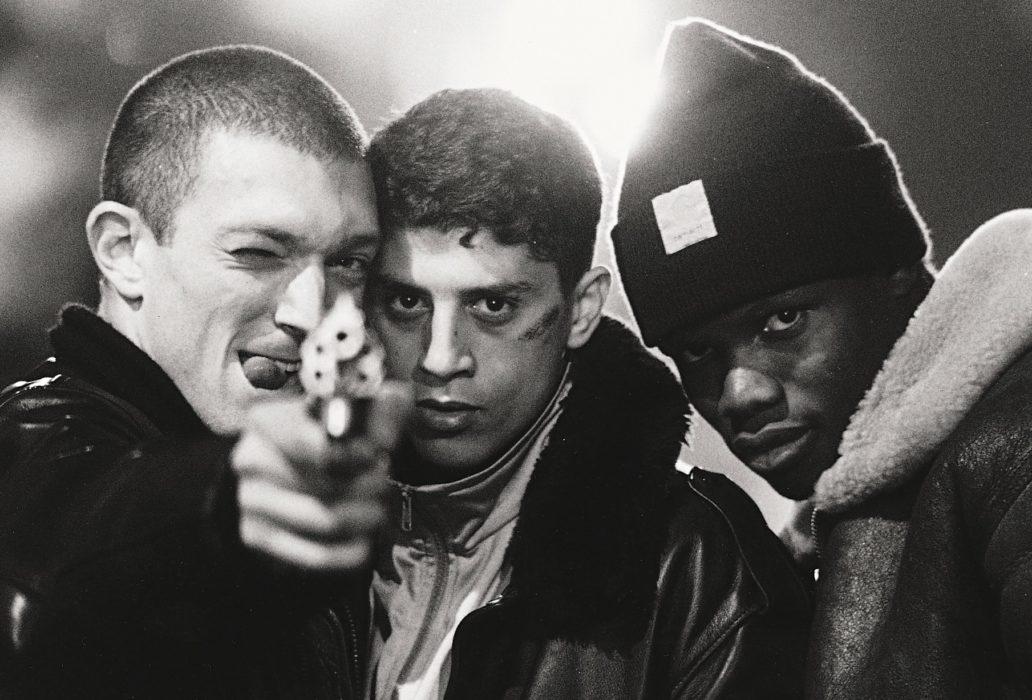 Кадр из фильма «Ненависть»