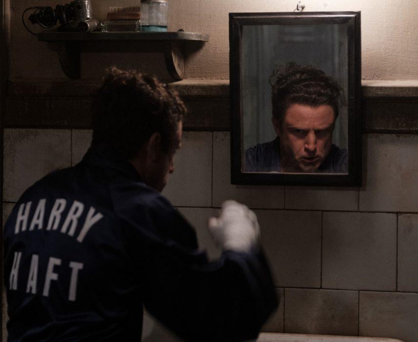 Кадр из фильма «Гарри Хафт: Последний бой»