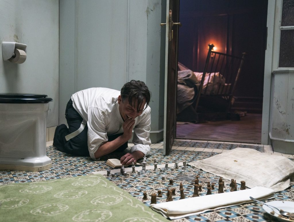 Шконка, параша и ферзи из гестапо: «Королевская игра»
